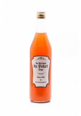 Peket - Genièvre : Orange Sanguine