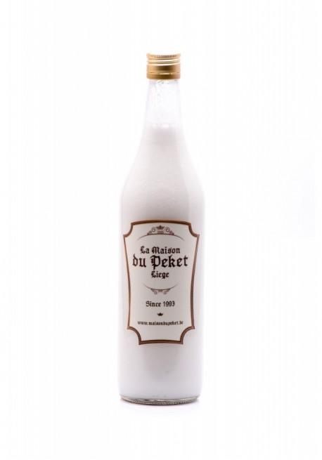 Peket - Genièvre : Chocolat Blanc