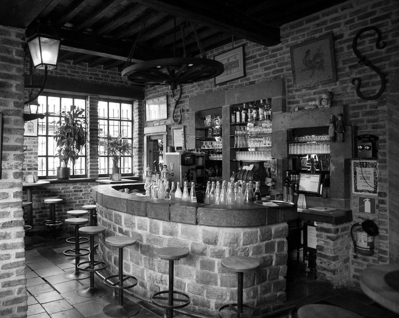 Bar Design Pour Maison la maison du peket – bar restaurant liège centre |